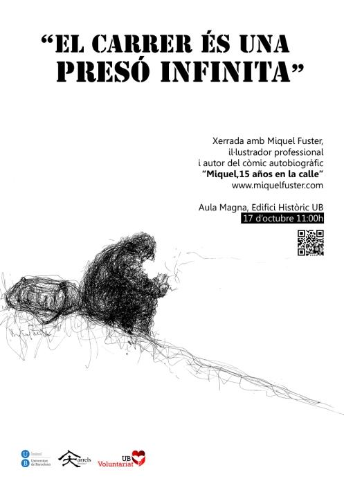 Poster cárcel infinita