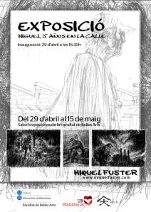 Exposición de Miguel Fuster