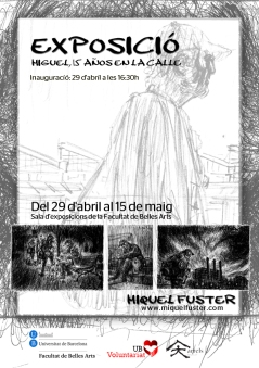 Exposición Miquel Fuster